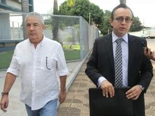 Amorim (à esquerda) foi beneficiado com habeas corpus do TRF-3 e deve ser liberado. (Foto: Marcos Ermínio/Arquivo)