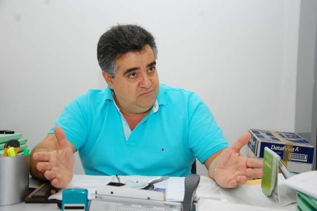Carlos Antonio Marcos Pascoal tem supervisão de obras do PAC questionada em processo no TCU. (Foto: Simão Nogueira)