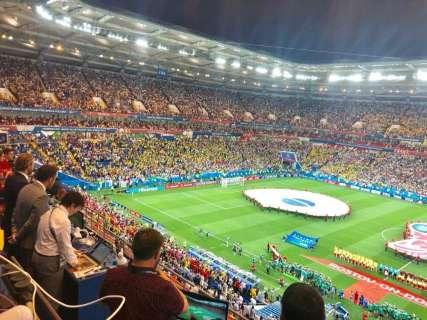 Seleção apenas empata na estreia diante da Suíça e frustra a torcida