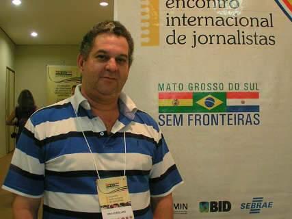 Morte de jornalista na fronteira repercute na Assembleia Legislativa