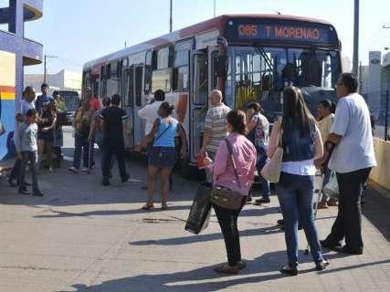 TCE suspende aumento da passagem de ônibus em Campo Grande