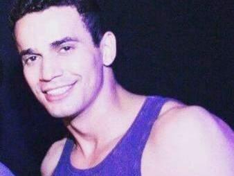Adriano Correia do Nascimento, 33 anos, morto com quatro tiros após uma discussão de trânsito. (Foto: Reprodução/ Facebook)