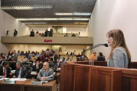 Discurso de Antonieta desperta debate sobre questão indígena na Assembleia
