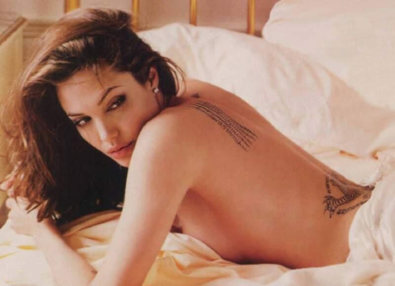 Exame detectou que a atriz tinha 87% de chance de desenvolver o câncer de mama. (Foto:Divulgação)