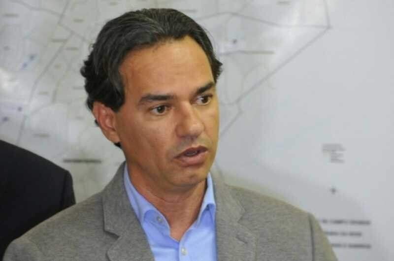 O prefeito Marquinhos Trad disse esta manhã que irá tolerar invasões de áreas públicas (Foto: Arquivo)