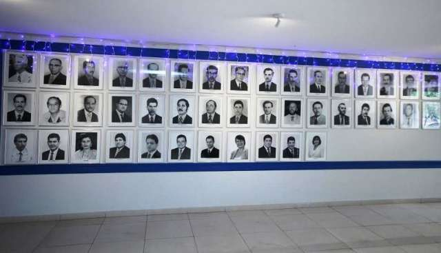 Câmara homenageia dez douradenses que comemoram 80 anos em 2015