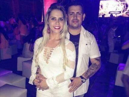 Casal estava em Assunção para as festas de fim de ano. (Reprodução/Facebook)
