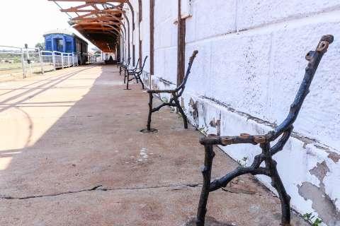 Situação precária e sucateamento da ferrovia em MS estão na mira do MPF