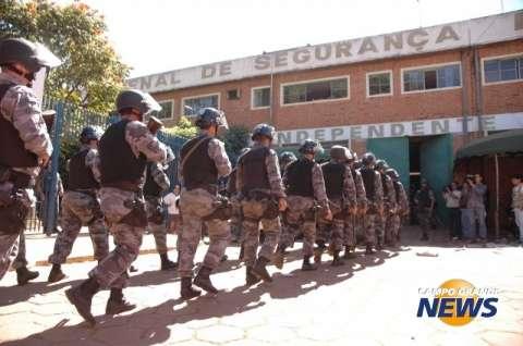 MS pede transferência de 22 líderes de facções para presídios federais