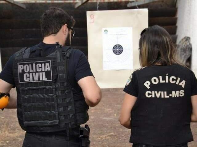 Concurso da Polícia Civil está suspenso desde o dia 26 de outubro do ano passado. (Foto: Divulgação/PC)