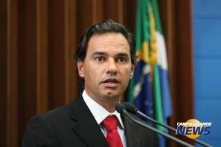 Marquinhos destaca que CPI da Enersul gastou apenas R$ 12 mil, bem abaixo dos R$ 350 mil da CPI da Saúde (Foto: Divulgação)