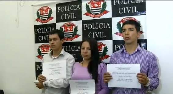 Quadrilha cometeu furtos em SP antes de vir para Campo Grande. Foto: Uol