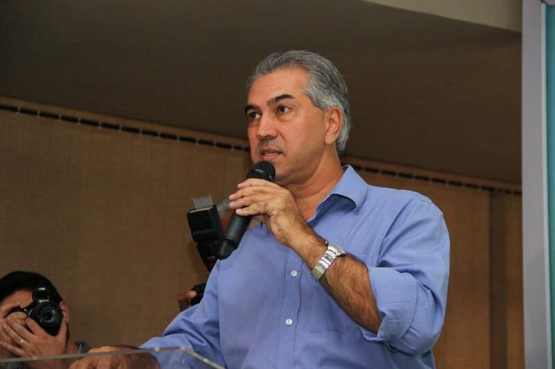 Reinaldo afirmou que só auditoria poderá dizer se contratações no Aquário foram regulares (Foto: Fernando Antunes)