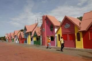 Cidade do Natal: selecionado terá 24 horas para ocupar quiosques (Foto: Cleber Gellio)