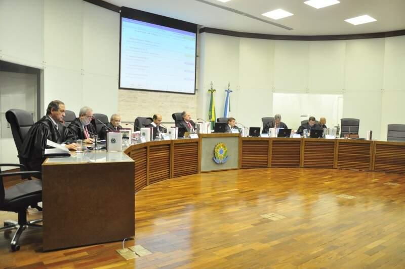 Decisão foi proferida pelo Pleno do TRE/MS (foto: João Garrigó)