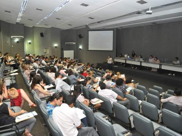 Reunião da CIB (Foto: Marlon Ganassin)