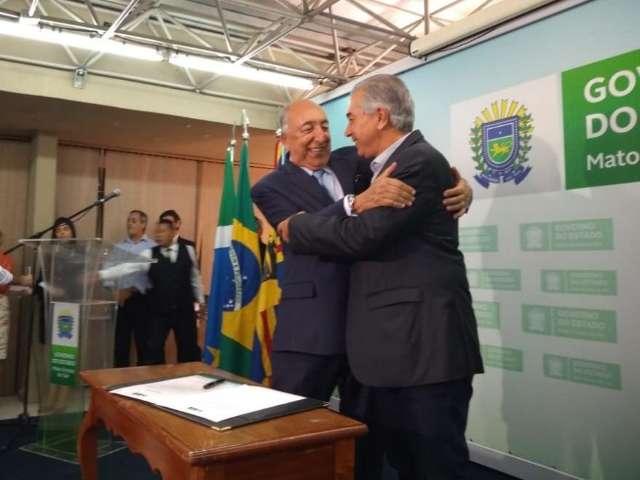 Foco será no Congresso e setor empresarial, diz Reinaldo sobre Chaves