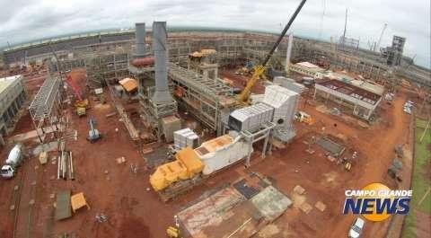 Fábrica da Petrobras em Três Lagoas completa dois anos parada