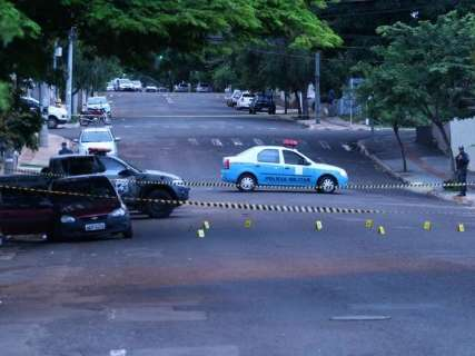 Bandidos invadem Correios e são baleados durante troca de tiros