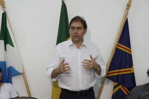 Bernal pede a plantonista do TJMS que suspenda processo de cassação