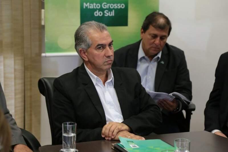 Governador falou em entrevista ao programa Tribunal Popular hoje. (Foto: Fernando Antunes)