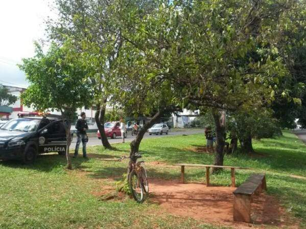 A operação foi desenvolvida por três equipes, compostas por 10 policiais (Foto: divulgação/Polícia Civil)