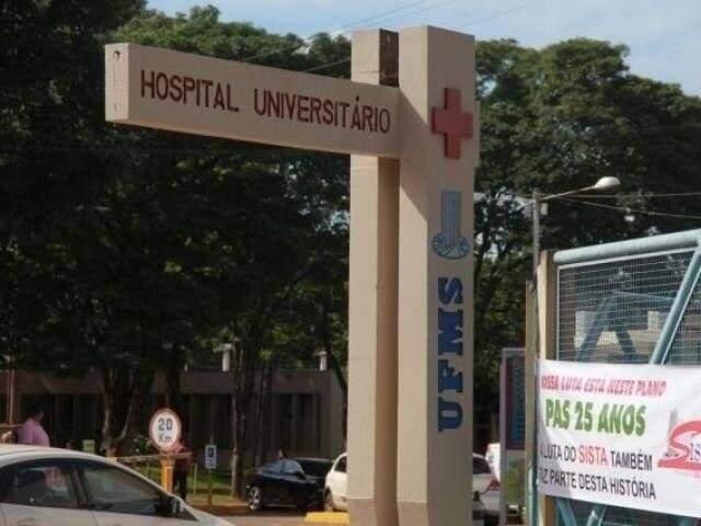 Parte das 105 vagas disponibilizadas para o Estado são para atuar no hospital universitário da UFMS (Foto: Divulgação/Ebserh)