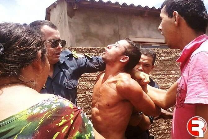 Prisão terminou em confusão generalizada em Sidrolândia (Região News)