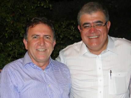 """Marun defende candidatura de Giroto em Campo Grande: """"Ele tem moral"""""""