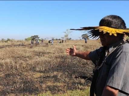 Fazenda em área palco de disputa e morte é incendiada por indígenas