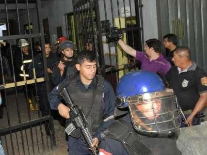 Para marcar aniversário, PCC ordenou morte em presídio do Paraguai