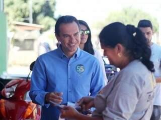 Candidato a prefeito pelo PSD, Marquinhos Trad. (Foto: Divulgação Campanha)