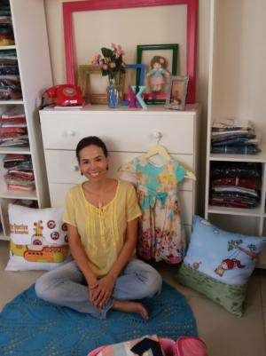 Nascimento da sobrinha inspira negócio que proporciona comodidade às mães