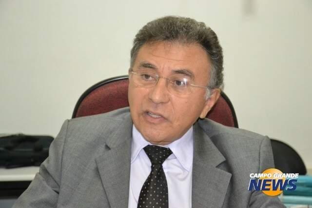 Juiz Odilon de Oliveira alega que não será candidato por falta de segurança (Foto: Arquivo)