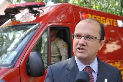 Governo anuncia licitação de mais R$ 60 milhões para segurança pública