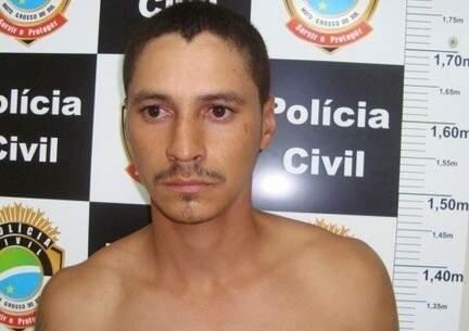 José Osmar tem várias passagens pela polícia.  (Foto: divulgação)