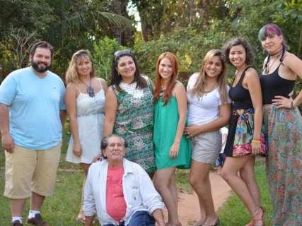 Primeiro encontro da família Nogueira tenta reunir parentes que nunca se viram