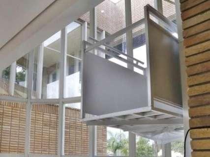 OAB-MS inaugura amanhã elevador para idosos e pessoas com deficiência