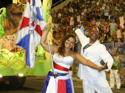 Comitiva de Corumbá espera ansiosa pelo desfile da Belford Roxo no RJ