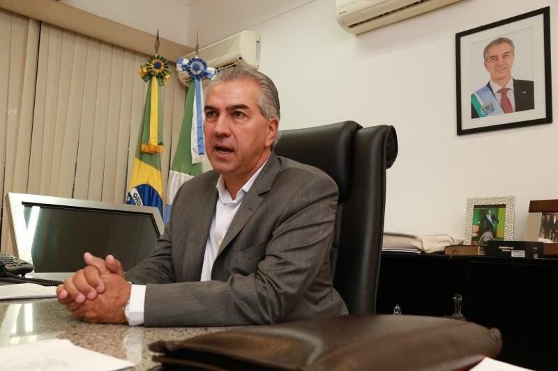 Governador vai enxugar a máquina administrativa. (Foto: Marcos Ermínio)