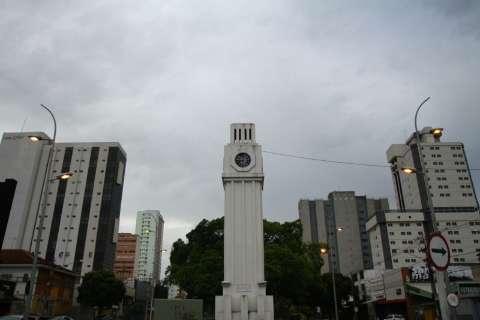 Ano começa com chuva e máxima de 36ºC em Mato Grosso do Sul