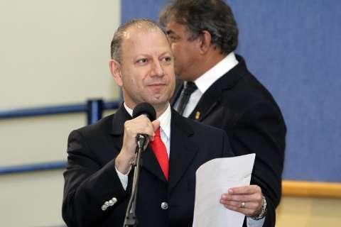 Dirigentes do PRB tomam posse hoje na Capital e reúnem Puccinelli e Bernal