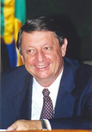 Ex-deputado Ary Rigo, que não se reelegeu, recebeu doação oficial de empreiteira. (Foto:Divulgação)