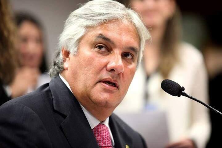 Senador Delcídio do Amaral (sem partido). (Foto: Arquivo)