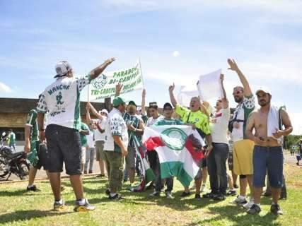 Morenão abre os portões para o jogo do Palmeiras e ainda há ingressos à venda