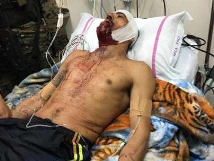 "Pistoleiro que matou Rafaat tenta fugir abrindo algema com ""medalha santa"""
