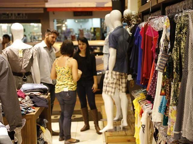 Momento é de fidelizar clientes na troca de presentes e vender mais. (Foto: Arquivo)