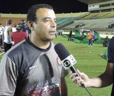 Técnico do Itaporã é só otimismo para a disputa do Estadual da Série B