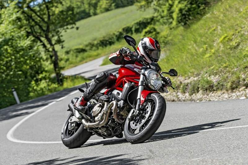 Foto divulgação Ducati