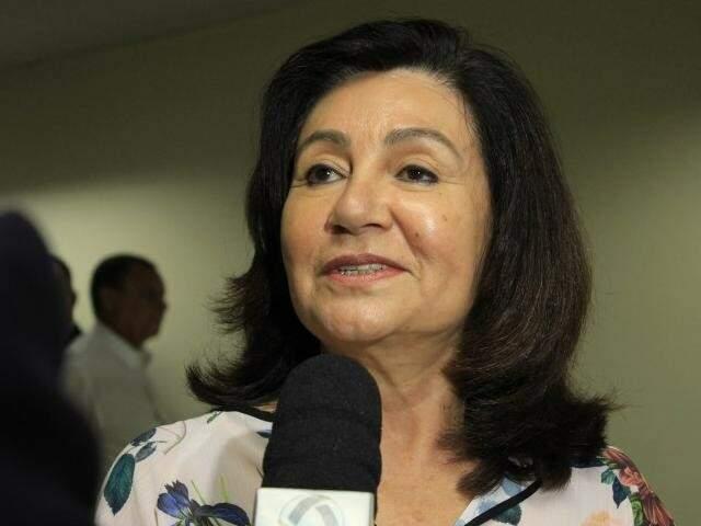 Délia Razuk, prefeita eleita de Dourados (Foto: Marina Pacheco/Arquivo)